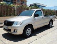 2013 Toyota Hilux Vigo 2.7 J CNG รถกระบะ