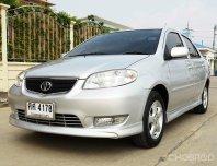 2005 Toyota VIOS 1.5 E รถเก๋ง 4 ประตู