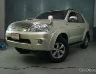 Toyota Fortuner 3.0 V ปี 2007