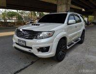 2012 Toyota Fortuner 3.0 V 4WD รถสวยจัดพร้อมใช้งาน