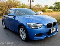 BMW F20 116i M-Sport Package ปี 2013