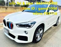ฟรีดาวน์ BMW X1 SDRIVE18d M SPORT AT ปี 2018 (รหัส FRX118)