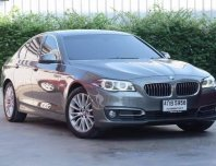 BMW 528i Luxury LCI ปี 2014