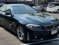 BMW Series5 520D F10 2013 Twin turbo