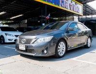 Toyota Camry 2.5 G ติดแก๊ส LPG สามารถจัดไฟแนนซ์ได้เต็ม ไม่มีค่าใช้จ่ายอื่นๆครับ