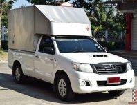 Toyota Hilux Vigo 2.5 CHAMP SINGLE ( ปี 2013 ) J Pickup MT