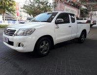 2012 Toyota Hilux Vigo 2.5 E รถสวยไมล์เเท้ รับประกันคุณภาพโดย โตโยต้าชัวร์