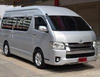 Toyota Hiace 3.0 COMMUTER ( ปี 2014 ) D4D Van AT