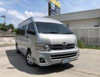 2013 Toyota Hiace 2.5 commuter D4D รถบ้านไม่ใช่รถทัวร์ 100%