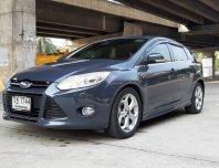 2016 FORD FOCUS 2.0 S สีเทา รถสวย ไม่ติดแก๊ส ไมล์น้อยแท้ ขายถูกสุด ไฟแนนซ์เต็ม