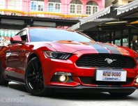 Ford Mustang 2.3 ECO Boots ปี 17 วิ่ง 4x,xxx km. รถมือเดียวตั้งแต่ป้ายแดง ออกศูนย์BRG