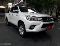 2015 Toyota Hilux Revo 2.8 G 4WD รถสวยเดิมๆไม่มีชน รับประกันคุณภาพโดยโตโยต้า ชัวร์