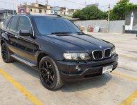 ขาย BMW X5 4.4i E53 ปี 2001 ตัวท็อป 490,000 บาท