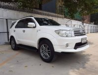 2011 Toyota Fortuner 3.0 TRD Sportivo 4WD SUV