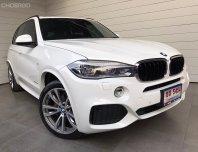 2016 BMW X5 3.0 F15 (ปี 13-17) xDrive30d M Sport SUV AT