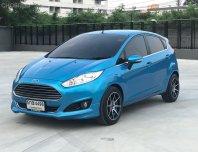 2016 Ford Fiesta EcoBoost 1.0S Sport รถมือเดียวขับสนุกประหยัดน้ำมัน