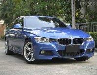 BMW 320i M Sport ปี 2015 รถศูนย์BMW Thailand