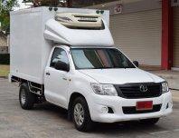 Toyota Hilux Vigo 2.7 CHAMP SINGLE ( ปี 2012 ) J Pickup MT