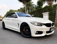 2015 BMW 420i M Sport รถมือเดียวออกศูนย์ ไมล์ 150,xxxkm. รถมือเดียว มีประวัติเข้าศูนย์ทุกระยะ