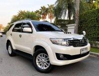 2012 Toyota Fortuner 3.0 Smart V 4WD SUV