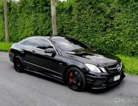 Benz E coupe CGI 250 Carbon