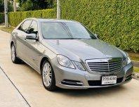 2011 Mercedes-Benz E200 CGI Avantgarde รถเก๋ง 4 ประตู