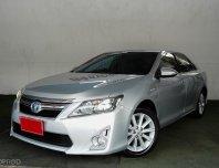 2013 Toyota CAMRY 2.5 Hybrid รถเก๋ง 4 ประตู