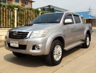 2014 Toyota Hilux Vigo 2.5 G 4WD รถกระบะ