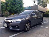 2015 Honda CITY 1.5 SV รถเก๋ง 4 ประตู