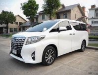 Toyota Alphard G Hybrid ปี15