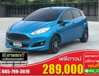 FORD FIESTA ECOBOOST 1.0S   ปี2016