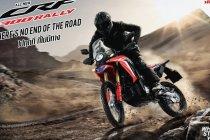 ราคาและตารางผ่อน Honda CRF300 Rally 2021 แอดเวนเจอร์สายลุยโฉมใหม่