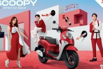 ราคาและตาราง 2021 Honda Scoopy โฉมใหม่ล่าสุด ใหม่ทั้งคันรถ