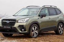 Subaru Forester 2021 โผล่ปรับโฉมในต่างประเทศ ในไทยรออีกหน่อย
