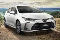 Toyota Corolla Altis 2021 ปรับรุ่นย่อย เปลี่ยนชื่อเรียก เพิ่มอุปกรณ์และราคา