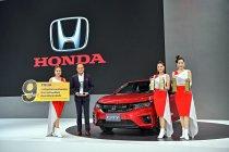 Honda แชมป์ยอดขาย 2563 ตลาดรถยนต์นั่งในไทย