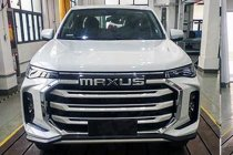 MG Extender 2021 รอปรับหน้าเป็นซีรี่ส์ใหม่จาก Maxus T80