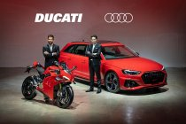 Ducati เปลี่ยนมือ ย้ายซบเครือเดียวกับ Audi Thailand