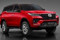Toyota กระตุ้นยอด แถมฟรีชุดแต่ง Pride Package II ให้ Toyota Fortuner 2021 ทุกรุ่น