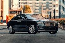 Rolls-Royce Ghost 2021 เจเนอเรชั่น 2 เปิดราคาเริ่ม 32.7 ล้านบาท