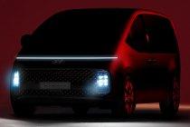 Hyundai STARIA 2021 ดีไซน์อวกาศ ลึกลับ เหมือนหลุดมาจากหนังไซ-ไฟ
