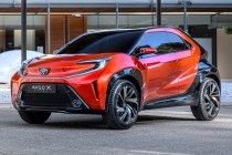 Toyota Aygo X Prologue ว่าที่ครอสโอเวอร์จิ๋วสุดจัดจ้าน