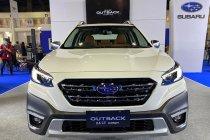 Subaru Outback 2021 ล็อตแรก 20 คัน ราคาสูงแต่ขายหมดแล้วกัน