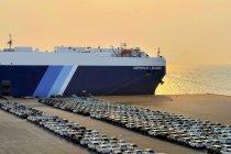 ฟอร์ด ประเทศไทย เหมาเรือส่งออกรถยนต์ครั้งใหญ่สุดในประวัติการณ์