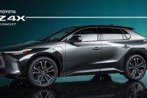 Toyota bZ4X Concept รถยนต์ไฟฟ้ารุ่นแรกของโตโยต้า ขายจริงกลางปีหน้า