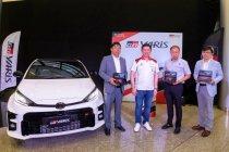 Toyota GR YARIS 2021 ส่งมอบ 4 คันแรก พร้อมโลดแล่นบนถนนเมืองไทย