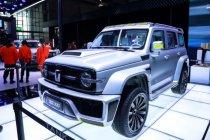 Great Wall Motor เปิดตัวแบรนด์ลูก TANK ทำ SUV สายลุยในแบบหรูหรา