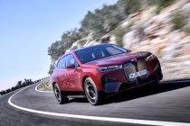 BMW iX เคลมวิ่ง 630 กิโลเมตรต่อชาร์จ ราคา 5,999,000 บาท มีขาย 20 คัน