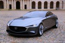 Mazda เตรียมเปิดตัวรถยนต์ ไฮบริด และไฟฟ้าในปี 2022