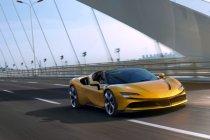 Ferrari SF90 Spider เปิดขายในไทย ปลั๊ก-อินไฮบริดของค่าย ราคา 44.9 ล้านบาท